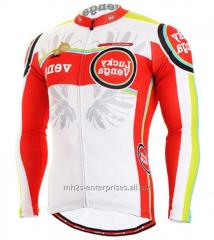 Custom cycling sports jersey new model