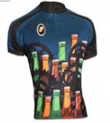 Cycling sports jersey maker new model