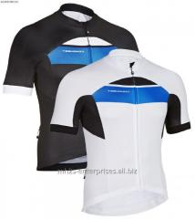 Cycling racing shirt maker sublimated sports jersey