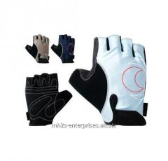 Custom Cycling gloves synthetic leather biker gloves