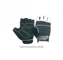 Custom cycling gloves/synthetic leather biker gloves