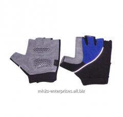 Sublimation cycling gloves/synthetic leather biker gloves