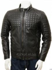 MEN LEATHER A JACKET