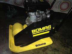 Plate Compactor Bomag Germany
