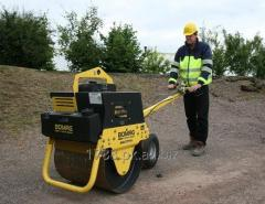 Bomag Single Drum Vibratory Roller