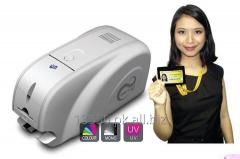 New SMART 30S ID Card Printer