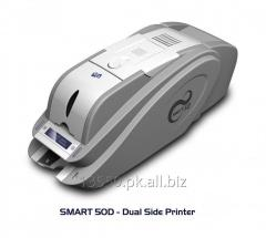 Smart 50D Dual Side ID Card Printer