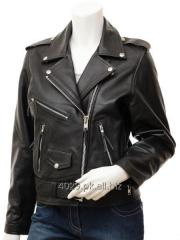 REAL LEATHER LADIES JACKET