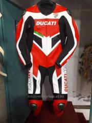 Custom size leather racing suit Motorcycle