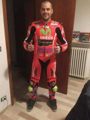 Motorbike leather customized logo Racing Suit offer