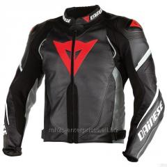 Motorcycle leather Jacket offer custom design