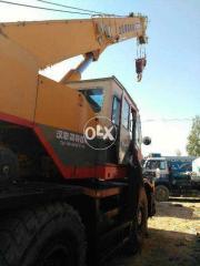 Kato used 25 ton crane