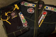 Brazilian Jiu Jitsu Uniforms