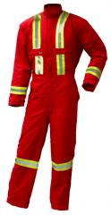 Safety Cotton Coveralls (FR and Non-FR)
