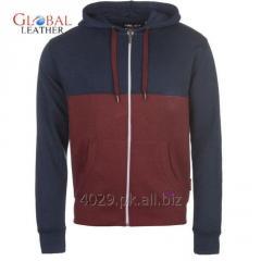 Fleece a hoodie
