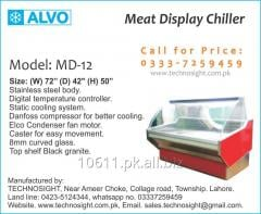 Chiller for Meat Shop