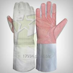 3 Weapon Fencing Gloves