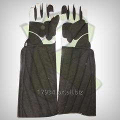 Fencing Coach Amara Gloves