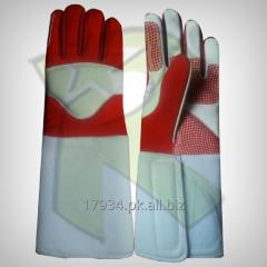 THREE WEAPONS FENCING GLOVES 350N CUFF