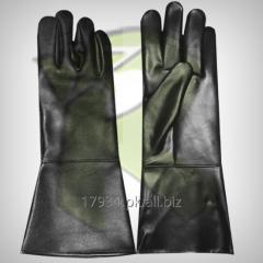 FENCING LEATHER SWORD GLOVES