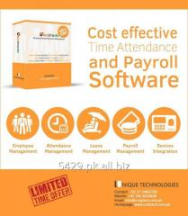 SecuTime HRM Time Attendance and Payroll Software