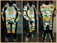 COMMANDO MOTOR BIKE LEATHER SUIT