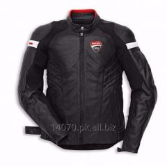 Ducati Motorcycle/Motorbike Leather Sports Racing Jacket