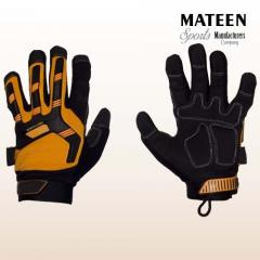 Leather & Synthetic gloves