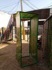 Sanitizer Walk-Through Gate