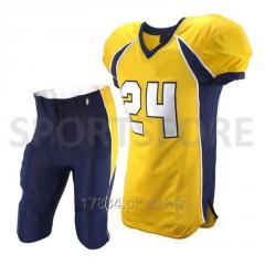 Custom design sublimation american football