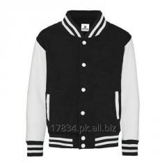 Kids Winter Heated Varsity Jacket