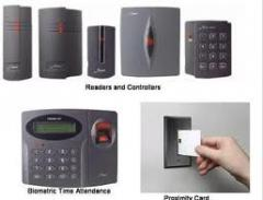 Access Control & Time Attendance System