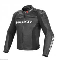 Motorcycle Leather Sports Racing Jacket