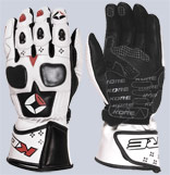 Motorbike Gloves-Leather Gloves-Leather Racing