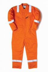High Visibility Coveralls