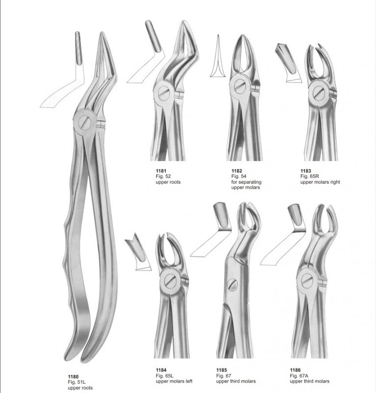 extracting_forceps_surgical_dental_instruments_for
