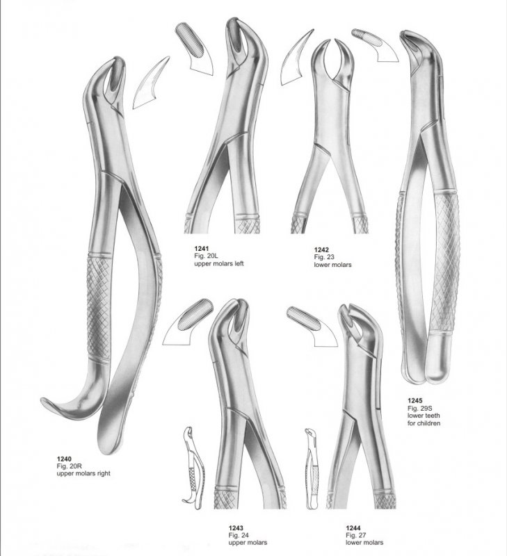 dental_extracting_forceps_pak_surgical_pak