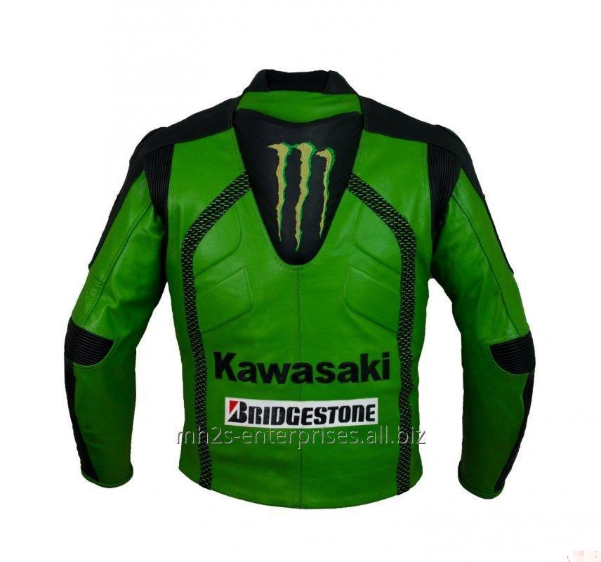 racing_kawasaki_leather_motorcycle_jacket