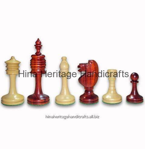 brown_white_leather_chess_board_with_box_wood