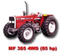 Massey Fergudon Tractors MF-385 4WD