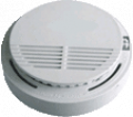 SECUtec wired smoke detector (ST-SD01N4)