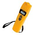 Digital carbon monoxide detector