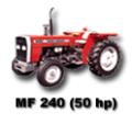 Massey Ferguson  Tractor Model: MF-240