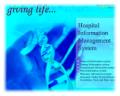Hospital information management system (HIMS)