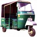4-stroke autorickshaw with CNG