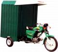 100CC 4-stroke (standard cabin) 3-wheeler