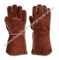 Brown Worker Gloves