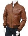 Leather Fashion Jackets Male