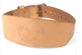 Leather Tan Belt