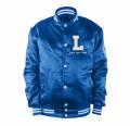 Satin Varsity Jacket